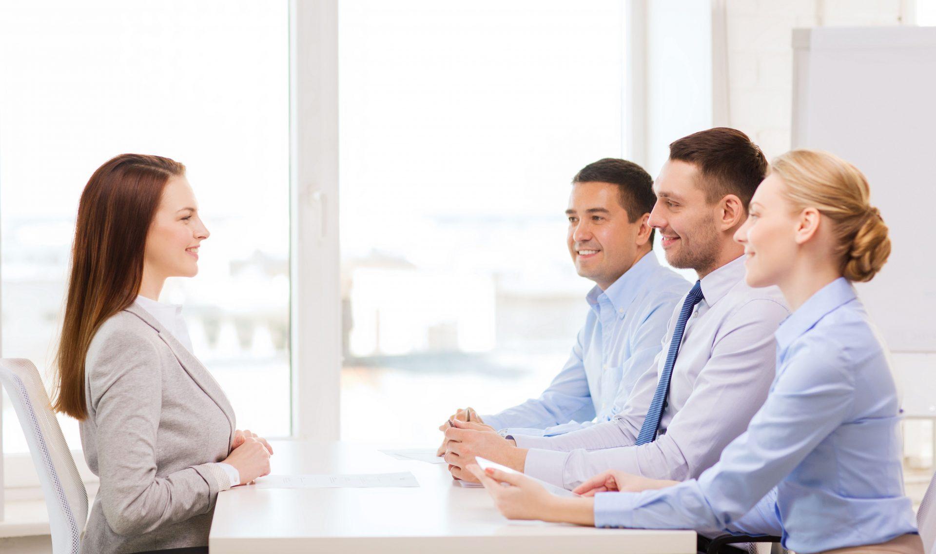 Darbo pokalbis: 9 būdai padaryti puikų pirmąjį įspūdį